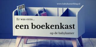 boekenkast kinderkamer