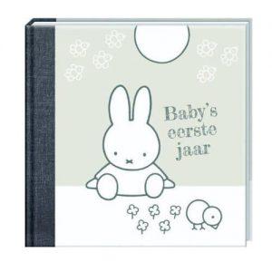 Nijntje babyboek invulboek