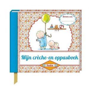 oppasboek kinderdagverblijf opvang invulboek schriftje