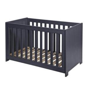 babybed ledikant stoer grijs babykamer