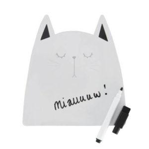 memobord whiteboard poes kinderkamer mini babykamer