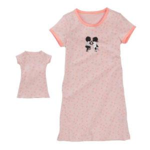 nachthemd jip janneke roze