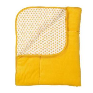 speelkleed boxkleed babykamer hema geel
